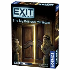 Exit The Game -- The Museum