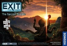 Exit The Game The Sacred Temple