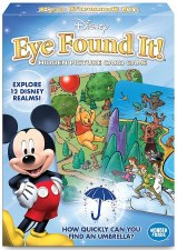 Disney Eye Found It Card Game