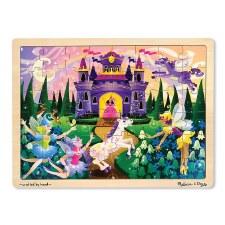Melissa & Doug Fairy Fantasy Jigsaw 48 Pc