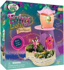 My Fairy Garden Fairy Light Treehouse