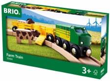 Brio Farm Train 33404