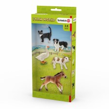 Schleich Assorted Farm World Animals