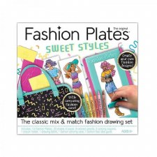 Fashion Plates Sweet Styles