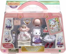 Calico Critter Fashion Play Town Girl Series Persian Cat