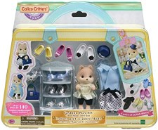 Calico Critters Fashion Play Shoe Shop Collection