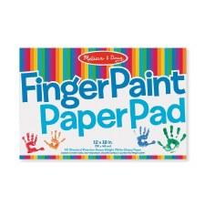 Melissa & Doug Finger Paint Paper