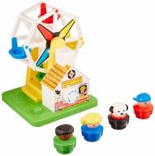Fisher Price Music Box Ferris Wheel