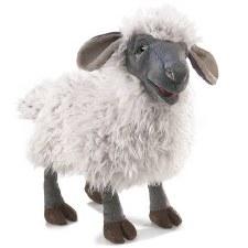 Folkmanis Bleating Sheep
