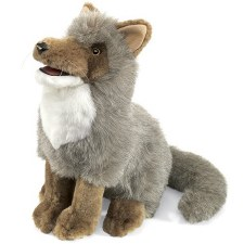 Folkmanis Coyote Puppet