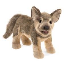 Folkmanis German Shepherd Puppy