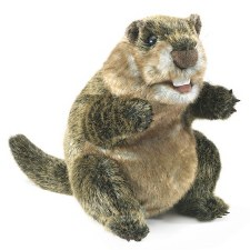 Folkmanis Groundhog