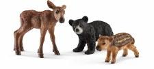 Schleich Forest Animal Babies