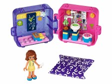 Lego Friends Olivias Play Cube 41402