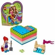 Lego Friends Mias Summer Heart Box 41388