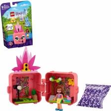 Lego Friends Olivias Flamingo Cube 41662