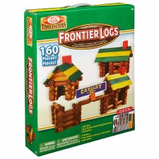 Frontier Logs 160 Pieces
