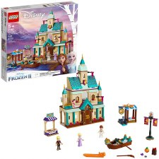 Lego Disney Arendelle Castle Village Frozen 2