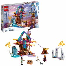 Lego Disney Enchanted Treehouse Frozen 2