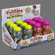 Fubbles Pop Up Bubbles