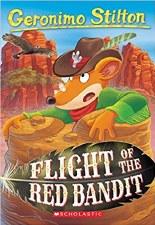Geronimo Stilton Flight Of The Red Bandit