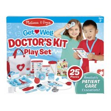 Melissa & Doug Get Well Doctors Kit Play Set