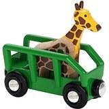 Brio Giraffe & Wagon 33724
