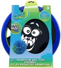 Go Zone Trampoline Ball Toss