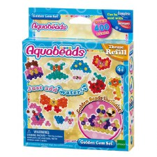 Aquabeads Golden Gem Set
