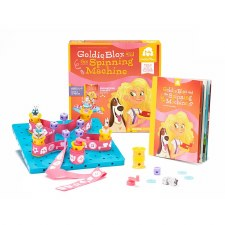 Goldie Blocks Spinning Machine