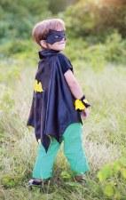Great Pretenders Bat Cape Set
