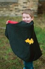 Great Pretenders Reversible Cape Spider/batman