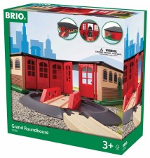Brio Grand Roundhouse 33736