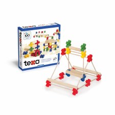 Guidecraft Texo Build Set 100 Pcs