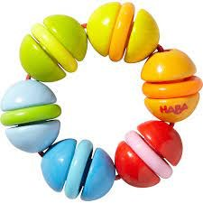 Haba Clutching Toy Clatterit