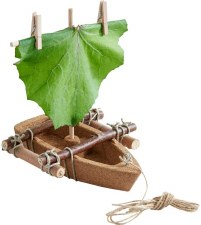 Haba Terra Kids Cork Boat Kit