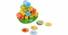 Haba Foxy Meadow Stacking Game