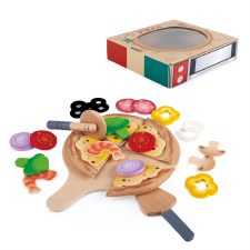 Hape Perfectly Pizza Playset