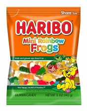 Haribo Mini Rain Frogs