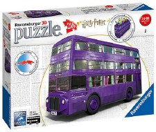 Ravensburger 3d Harry Potter Knight Bus