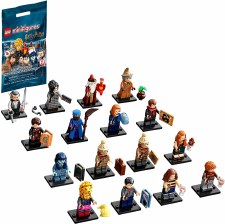 Lego Mini Figure Harry Potter