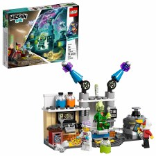 Lego Hidden J.B.'s Ghost Lab 70418
