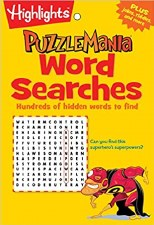Highlights Puzzle Mania Word Searches