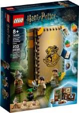 Lego Harry Potter Hogwarts Moment Herbology 76384