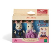 Calico Critters Grandparents Hopscotch Rabbit
