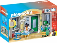 Playmobil Hospital Play Box 9110