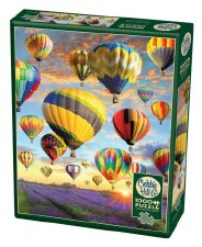 Cobble Hill 1000pc Hot Air Balloons 80025