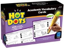 Hot Dots Academic Vocabulary 4-6