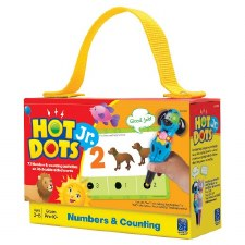 Hot Dots Jr Number And Counting