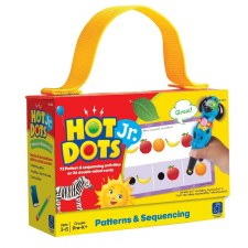 Hot Dots Jr. Cards Patterns And Sequence